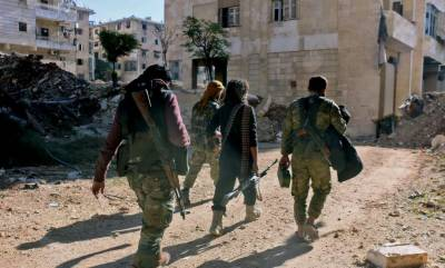 اقوام متحدہ کا حلب کے سینکڑوں مردوں کے لاپتہ ہونے کا خدشہ