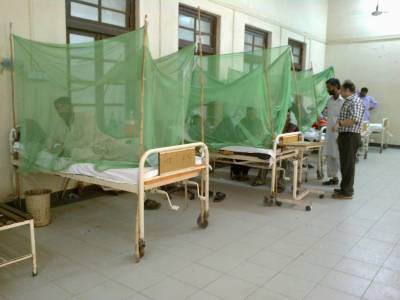 کراچی میں ڈینگی وائرس کے مزید 32کیسز سامنے آگئے