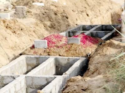 کراچی :مردے نکال کر قبر بیچنے کے شرمناک دھندے میں ملوث گورکن کی ضمانت منظور
