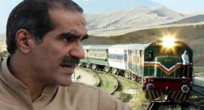 خواجہ سعد رفیق ریلوے کی نجکاری کے خلاف ڈٹ گئے