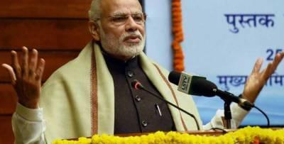 اپوزیشن پارلیمنٹ میں بولنے نہہیں دیتی: بھارتی وزیر اعظم کی بے بسی
