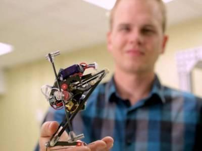 حادثات میں امدادی کارروائیاں کرنے والا روبوٹ تیار