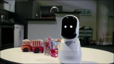 گھر کی رکھوالی کیلئےجدید روبوٹ تیار