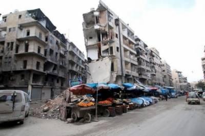 حلب آپریشن آخری مراحل میں داخل، ہزاروں افراد کی نقل مکانی