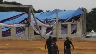 نائیجیریا, ِ گرجا گھر حادثہ، ہلاکتوں کی تعداد 200ہوگئی