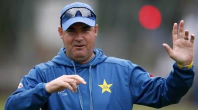 پاکستانی ٹیم کی فتح کے لئے پر عزم مکی آرتھر کا جیت کے لئے نیا انکشاف