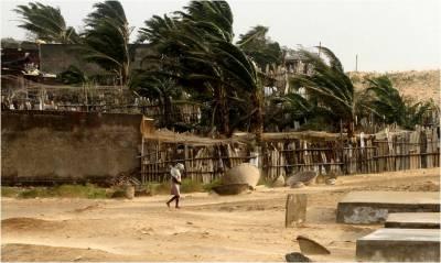 بھارت کی جنوبی ریاستوں میں سمندری طوفان,10افراد ہلاک