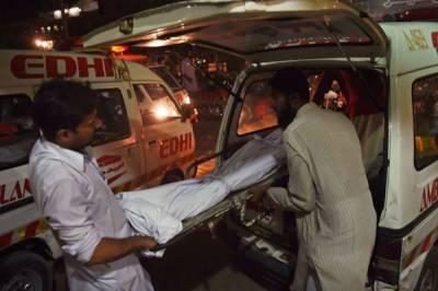 گوجرانوالہ:گھریلو تنازعہ پر تنگ آ کر مبینہ طور پر شوہر نے تیز دھار آلہ سے بیوی کو قتل کر دیا