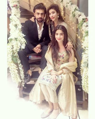 عروہ حسین کی شادی کی تقریبات شروع