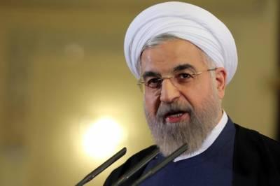 ایران جوہری توانائی سے چلنے والے جہاز بنائے گا، صدر روحانی