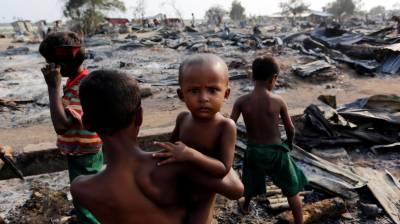 روہنگیا مسلمانوں کے خلاف تشدد میں میانمر کی حکومت اور فوج ملوث ہے، ہیومن رائٹس واچ