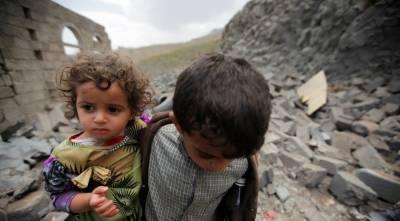 ہر 10 منٹ میں ایک یمنی بچہ موت کا شکار