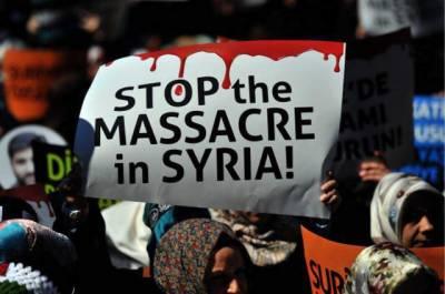 شام میں خانہ جنگی ہلاکتیں 3 لاکھ 12 ہزار سے متجاوز