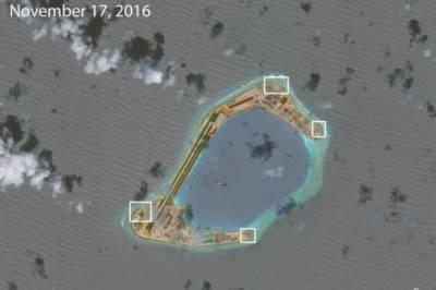 چین نے جنوبی سمندر میں جدید میزائل سسٹم نصب کر دیا