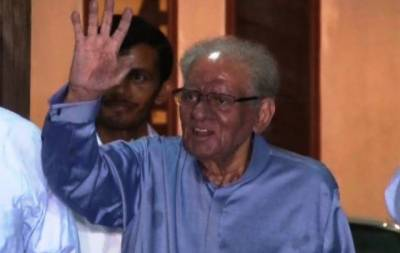 گورنر سندھ سعید الزمان صدیقی 32 روز بعد کراچی کے نجی ہسپتال سے ڈسچارج