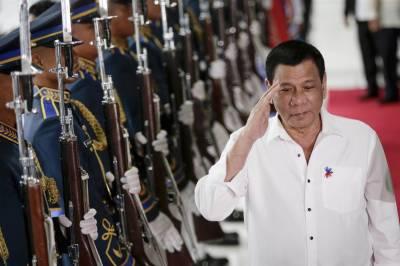 پولیس کو ترغیب کے لیے مجرموں کو خودقتل کرتارہا،فلپائنی صدرکا انکشاف