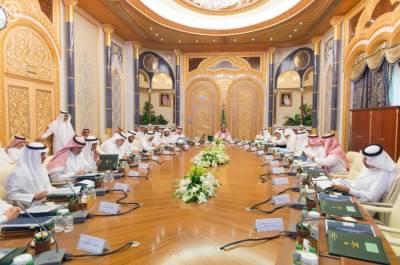 سعودی عرب ، کرپٹ وزیروں کو دس سال کے لیے جیل جانا پڑے گا