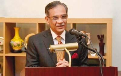 نامزد چیف جسٹس پاکستان کاکرپشن کے سامنے دیوار بننے کا اعلان