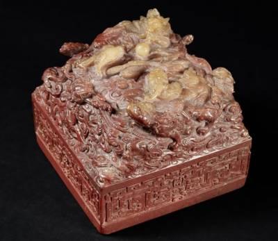 چین کی 18 ویں صدی کی شاہی مہر کی قیمت جان کر آپ کو اوسان خطا ہو جائیں گے