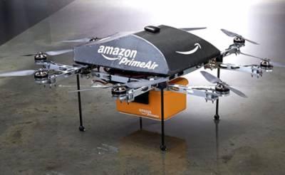 ایمیزون نے ڈرون کا ایسا استعمال شروع کر دیا جس سے صارفین کو اب گھر بیٹھے۔۔۔۔