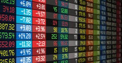اسٹاک ایکسچینج : 40 فیصد حصص کی فروخت کا عمل شروع