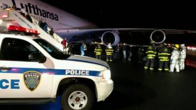 بم دھمکی ملنے کے بعد لفتھانزا کی پرواز کا رخ موڑ دیا گیا