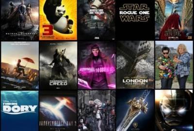 2016 کی 10 بدترین ہا لی ووڈ فلمیں