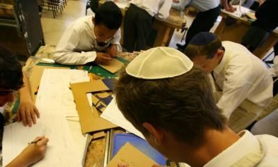 دنیا بھر میں یہودی سب سے زیادہ اور مسلمان سب سے کم پڑھی لکھی قوم ہیں