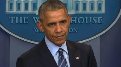 صدر اوباما نے ایران، روس اور بشار الاسد کو حلب میں بربریت کا ذمہ دار قرار دے دیا