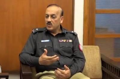 کوشش کے باوجود تھانہ کلچر میں تبدیلی نہ آسکی، آئی جی سندھ