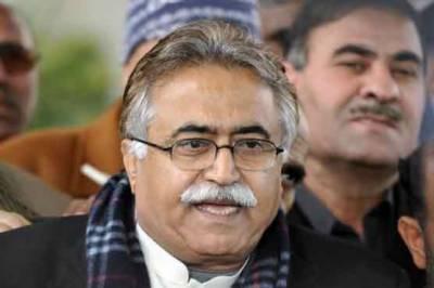 مولابخش چانڈیو نے بھی چوہدری نثار علی خان سے استعفے کا مطالبہ کردیا