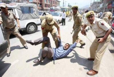 بھارت میں سات برسوں کے دوران پولیس تشدد سے 600افراد ہلاک