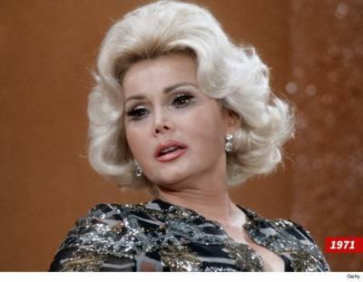 نو شادیاں کرنے والی ہالی وڈ کی معروف اداکارہ زا زا گیبور 99 برس کی عمر میں چل بسیں