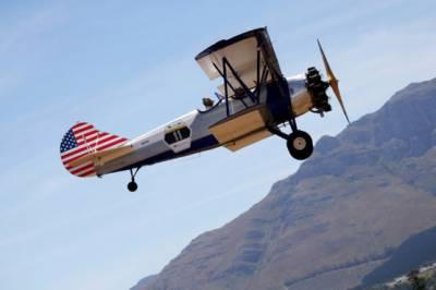 1920 کی دہائی کے جہازوں کی جنوبی افریقہ میں لینڈنگ