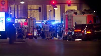 برلن میں کرسمس مارکیٹ میں ٹرک لوگوں پر چڑھ گیا، 12افراد ہلاک