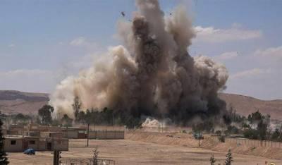 شام ،تدمر میں داعش کا حملہ20شامی فوجی ہلاک