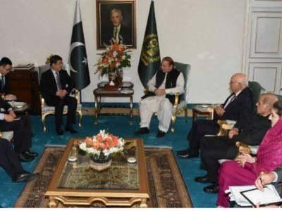 عمران خان نے چینی وفد سے ملاقات میں مریم نواز کی موجودگی پر سخت تنقید کی
