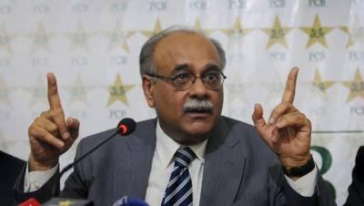 آئندہ برس ایک بڑی ٹیم پاکستان کا دورہ کرے گی، نجم سیٹھی