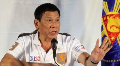 فلپائنی صدر کے خلاف قتل کی تحقیقات کا مطالبہ