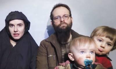 طالبان کی حراست میں کینیڈین جوڑے کے ہاں بچوں کی پیدائش