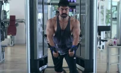 عامر خان نے فلم دنگل میں جسمانی تبدیلی کیسے حاصل ، خود ہی راز بتا دیا