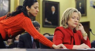 ای میلز سیکنڈل کی تحقیقات ،ہیلری کی سیکرٹری ہما کا لیپ ٹاپ قبضے میں لیاگیا