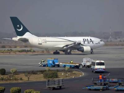 باکمال لوگوں کا ایک اور لاجواب کارنامہ ، کراچی سے جدہ جانے والے طیارے سے 15کلو ہیروئن برآمد