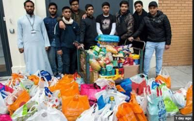 برطانوی مسجد کی انتظامیہ کا کرسمس پر بے گھر افراد کیلئے انوکھا اقدام