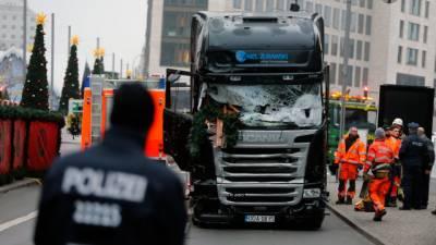 برلن حملہ کے سلسلے میں تیونس کے ایک شہری کی تلاش