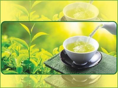 سبز چائے کے کرشمے