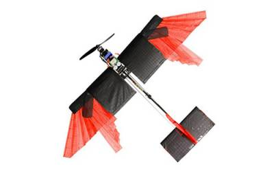 سوئس ماہرین نے آٹھ مصنوعی پروں والا ڈرون تیار کر لیا