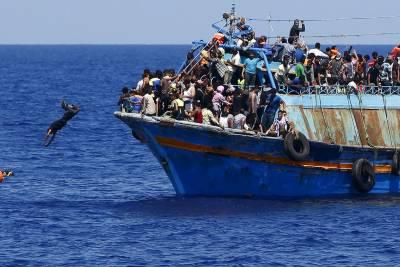 یورپ پہنچنے کی کوشش کرنے والے مہاجرین کی ہلاکتیں پانچ ہزار سے بڑھ گئی ہیں,یورپی کمیشن