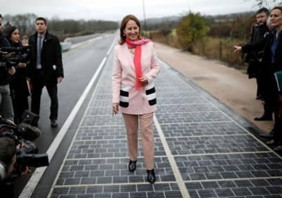 فرانس میں دنیا کی پہلی سولر ہائی وے کا افتتاح