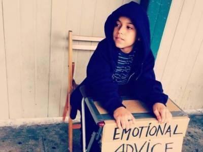 امریکا میں نفسیاتی مسائل کا معالج 11 سالہ بچہ